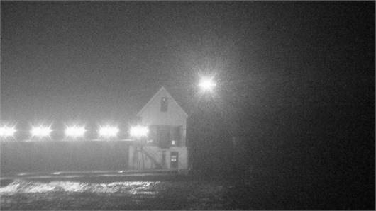 Grand Haven Steelheaders Pier Cam